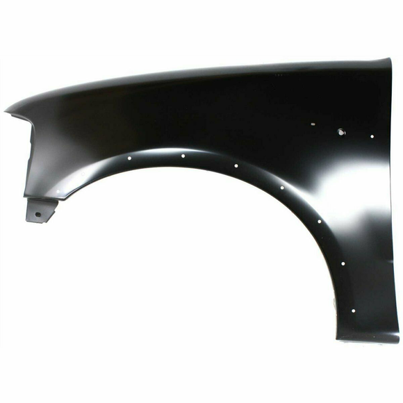 2000-2002 Ford Expedition w/Holes Left Fender Painted to Match