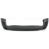 2006-2008 TOYOTA RAV4 Rear Bumper Cover w/o flares Painted to Match