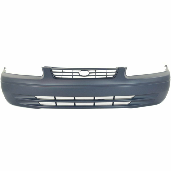 1997-1999 Toyota Camry Front Bumper Painted to Match