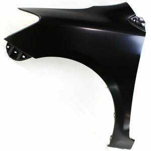 2007-2012 Toyota Yaris Sedan Left Fender Painted to Match