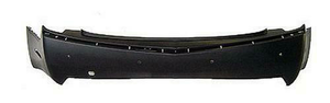 2011-2014 CADILLAC CTS Rear bumper w/Snsr Holes Painted to Match