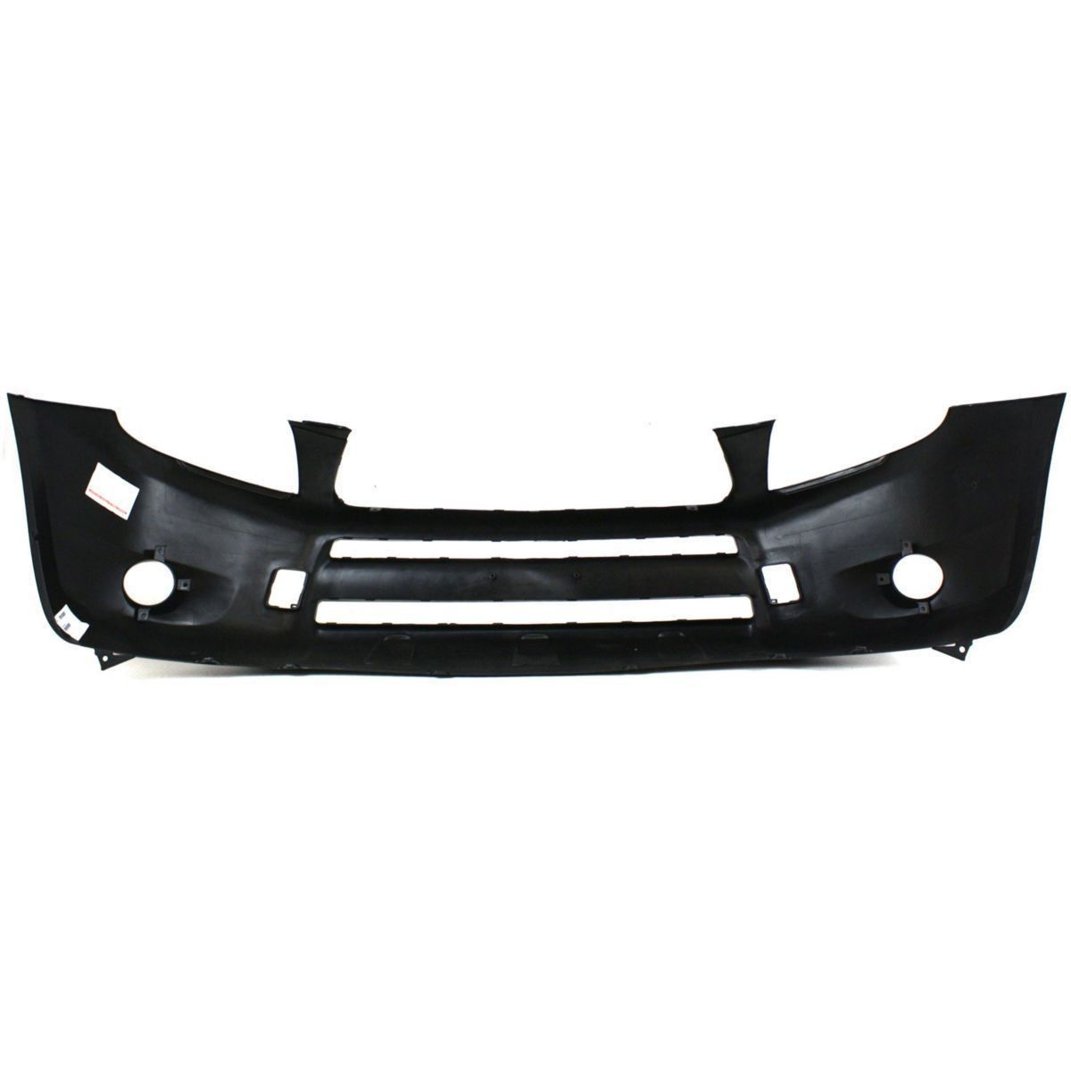 2006-2008 TOYOTA RAV4 Front Bumper Cover base/limited model  w/o wheel opening flares Painted to Match