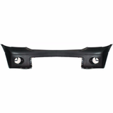 2007-2013 TOYOTA TUNDRA Front Bumper Cover plastic  w/o parking assist Painted to Match
