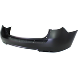 2010-2017 CHEVY EQUINOX Rear Bumper Cover w/o Object Sensor Painted to Match