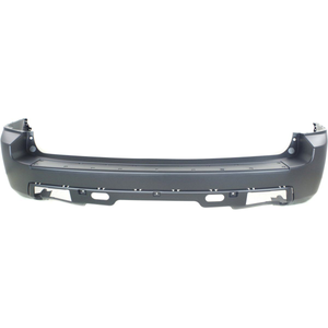2009-2011 HONDA PILOT Rear Bumper Cover EX|EX-L|LX  w/o Parking Sensor Painted to Match
