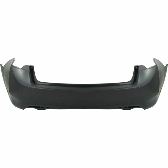 2009-2014 Acura TSX Sedan Rear Bumper Painted to Match