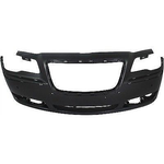 Load image into Gallery viewer, 2011-2014 CHRYSLER 300 Front Bumper Cover Sedan  w/Parking Sensor Painted to Match
