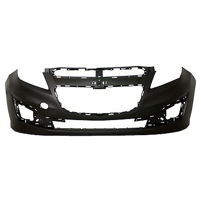 2013-2015 CHEVY SPARK Front bumper w/ Integral Lwr Grille Painted to Match