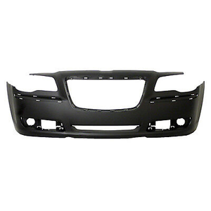 2011-2014 Chrysler 300 w/oPrk asist Front Bumper Painted to Match