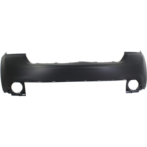 2011-2013 DODGE DURANGO Front Bumper Cover Upper Painted to Match