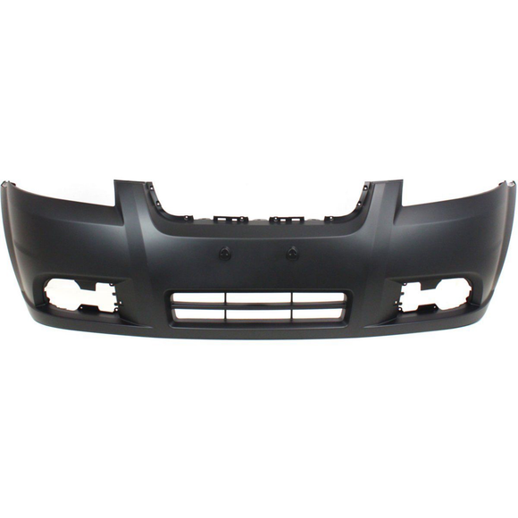 2007-2011 CHEVY AVEO Front Bumper Cover 4dr sedan Painted to Match