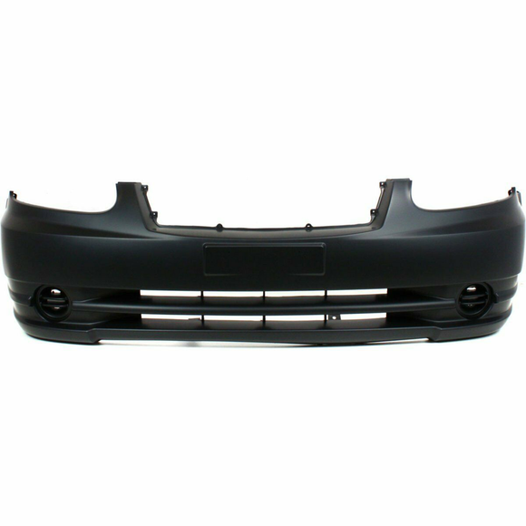 2003-2006 Hyundai Accent w/o Fog Front Bumper Painted to Match