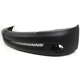 2000-2006 TOYOTA TUNDRA Front Bumper Cover w/plastic bumper  w/o Double Cab  base model Painted to Match