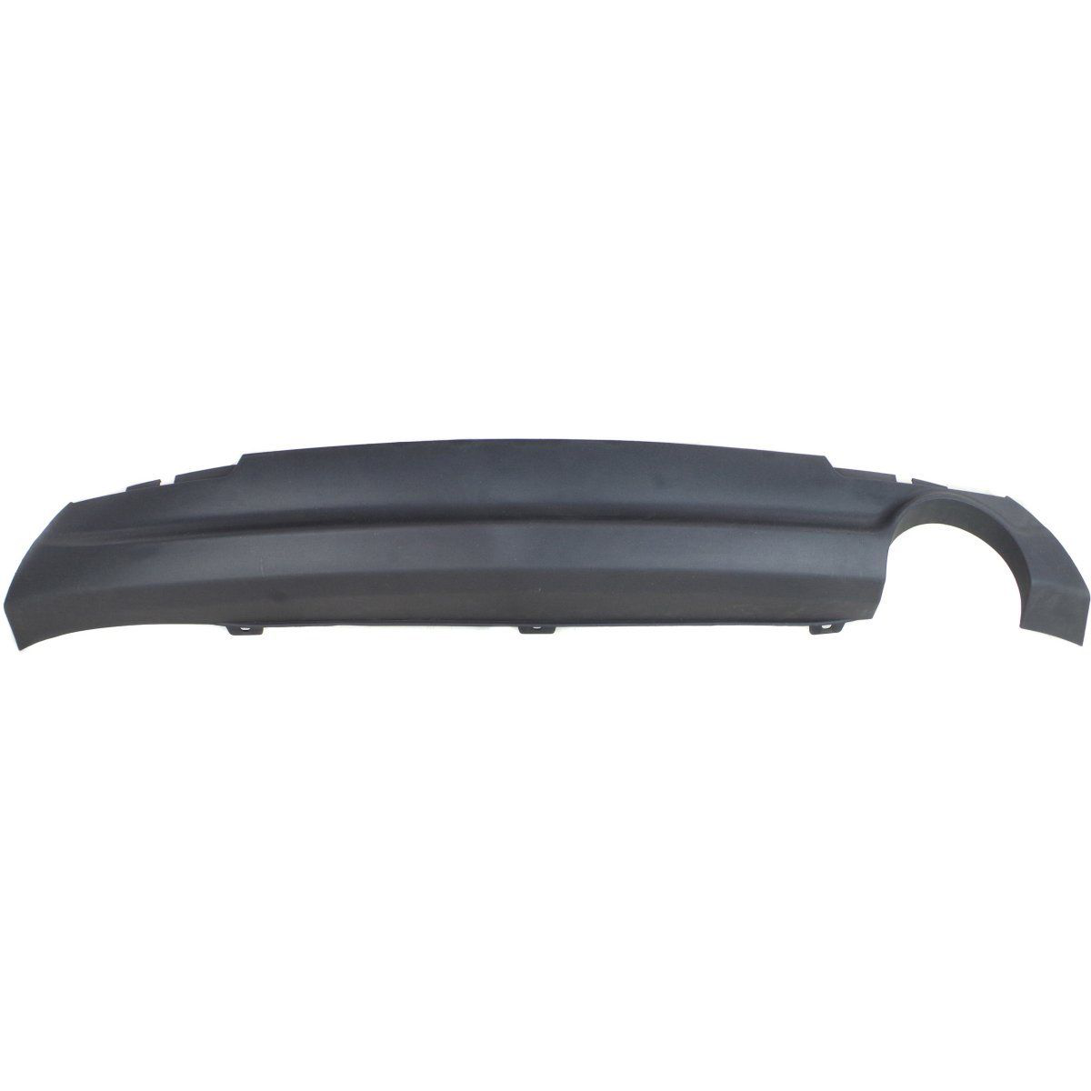 2010-2013 KIA FORTE Rear Bumper Cover Lower SX  Sedan KI1115101 1120 Painted to Match