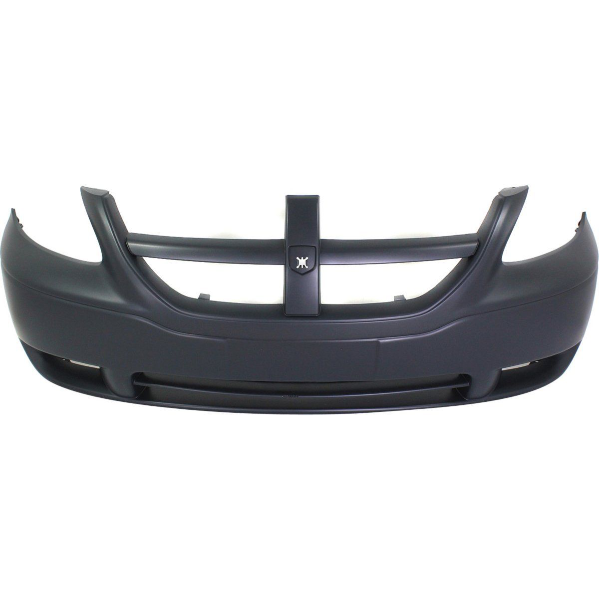 2005-2007 DODGE CARAVAN Front Bumper Cover w/o Fog Lamps Painted to Match