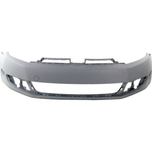 2010-2014 VOLKSWAGEN JETTA Front Bumper Cover Wagon Painted to Match