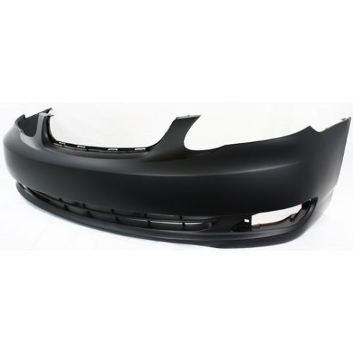 2005-2008 TOYOTA COROLLA Front Bumper Cover CE|LE Painted to Match