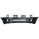 2001-2004 TOYOTA SEQUOIA Front Bumper Cover w/wheel opening flares Painted to Match