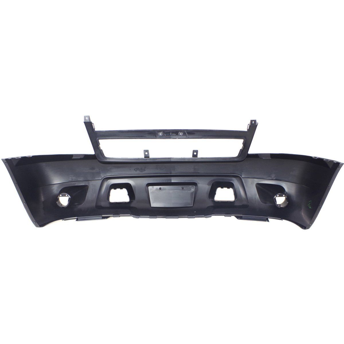2007-2014 CHEVY TAHOE SUBURBAN AVALANCHE Front Bumper Cover w/o Off Road Pkg Painted to Match