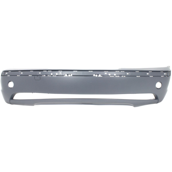 2002-2005 BMW 3-SERIES Front Bumper Cover 4dr sedan  w/o Sport package Painted to Match