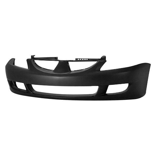 2004-2005 MITSUBISHI LANCER Front Bumper Cover Wagon  w/o ABS  White/PTM Painted to Match