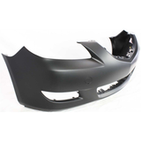 2004-2006 MAZDA 3 Front Bumper Cover Sedan  Std Type  w/Fog Lamps Painted to Match