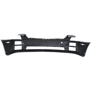 2005-2007 CADILLAC STS Front Bumper Cover w/Headlamp Washer Painted to Match