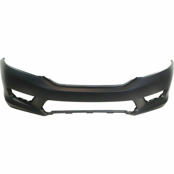2013-2015 Honda Accord Sedan Front Bumper Painted to Match