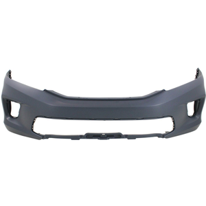 2013-2015 HONDA ACCORD Front Bumper Cover Coupe Painted to Match