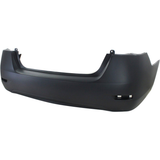 2013-2015 NISSAN SENTRA Rear Bumper Cover S|SL|SV Painted to Match