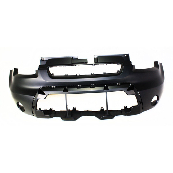 2010-2011 KIA SOUL Front Bumper 2 piece Cover Type A Painted to Match