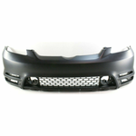 Load image into Gallery viewer, 2003-2004 Toyota Matrix XR XRS Front Bumper Painted to Match