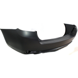 2008-2010 TOYOTA HIGHLANDER Rear Bumper Cover Upper Painted to Match
