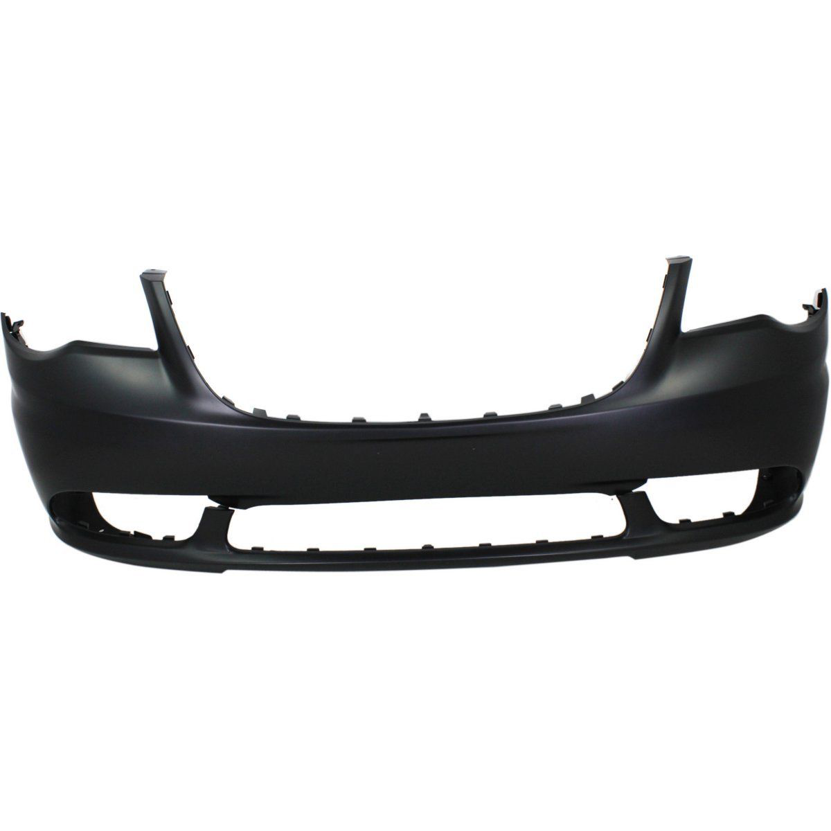 2011-2015 CHRYSLER TOWN & COUNTRY Front Bumper Cover LIMITED  w/o Headlamp Washer Painted to Match