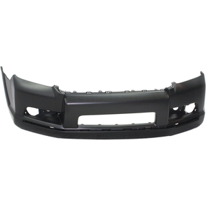 2010-2013 TOYOTA 4RUNNER Front Bumper Cover w/Chrome Trim  From 1-10 Painted to Match