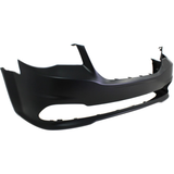 2011-2015 DODGE CARAVAN Front Bumper Cover Painted to Match