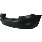 Load image into Gallery viewer, 2012-2013 Honda Civic Coupe Rear Bumper Painted to Match