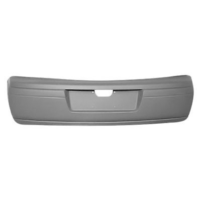 2000-2005 CHEVY IMPALA Rear Bumper Cover BASE  w/Integral Side Mldgs Painted to Match