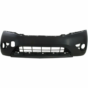 2013-2014 Nissan Pathfinder w/Fog holes Front Bumper Painted to Match