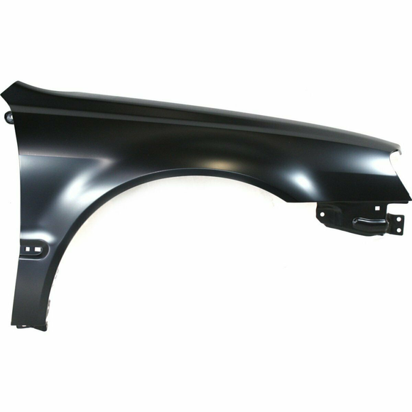 2002-2003 Acura Tl Right Fender Painted to Match