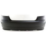 Load image into Gallery viewer, 2004-2005 HONDA CIVIC Rear Bumper Cover 4dr sedan Painted to Match