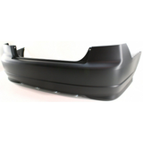2004-2005 HONDA CIVIC Rear Bumper Cover 4dr sedan Painted to Match
