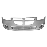 2004-2006 DODGE STRATUS Front Bumper Cover 4dr sedan  w/o Fog Lamps Painted to Match