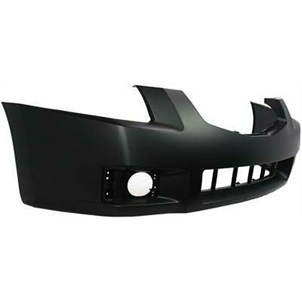 2007-2008 Nissan Maxima Front Bumper Painted to Match