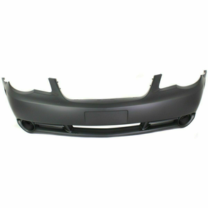 2009-2010 Chrysler Sebring w/fog Front Bumper Painted to Match