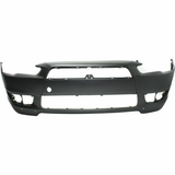 2013-2014 Mitsubishi Lancer GTS/SE Front Bumper Painted to Match