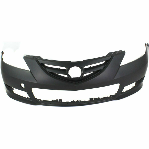 2007-2009 Mazda 3 Sport Sedan Front Bumper Painted to Match