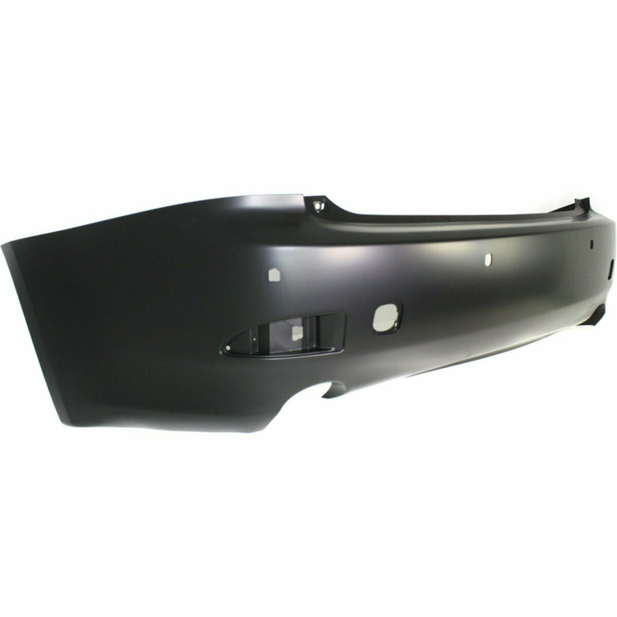 2006-2008 Lexus IS250 IS350 w/Snsr holes Rear bumper Painted to Match