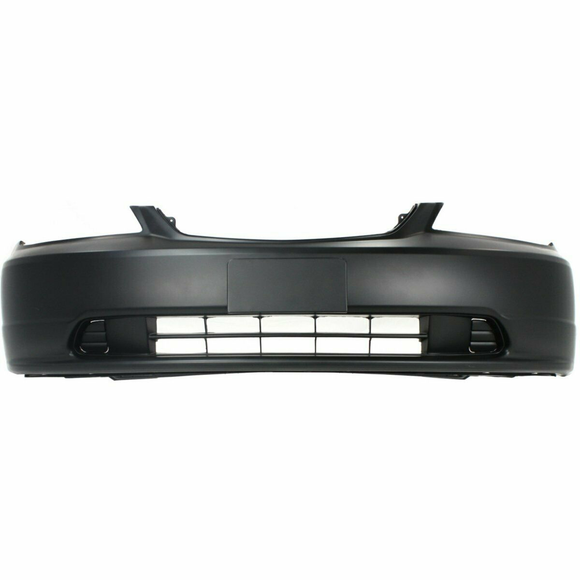 2001-2003 Honda Civic Coupe Front Bumper Painted to Match