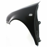 1999-2001 Volkswagen Jetta Left Fender Painted to Match